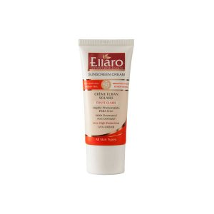 كرم ضد آفتاب SPF50 مناسب انواع پوست-بژ روشن الارو 50 میل