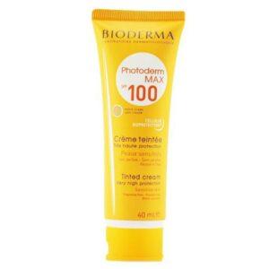 کرم ضد آفتاب SPF100 فتودرم مکس بایودرما