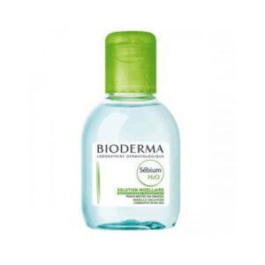 محلول پاک کننده پوست چرب و مختلط بایودرما 100 میل