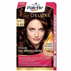 کیت رنگ مو دیلوکس 65-3 پالت