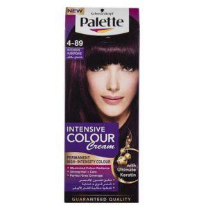 کیت رنگ مو اینتنسیو 89-4 پالت