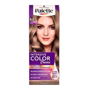 كيت رنگ مو اينتنسيو 1-8 پالت