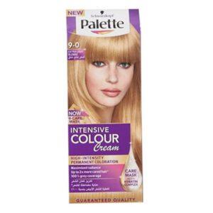 كيت رنگ مو اينتنسيو 0-9 پالت