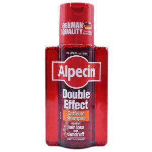 شامپو کافئین Double Effect آلپسین