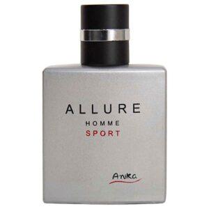 عطر جیبی مردانه مدل Allure Sport آنیکا 25 میل