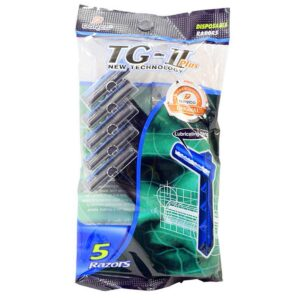 خودتراش مردانه دورکو مدل TG-II Plus بسته 5 عددی