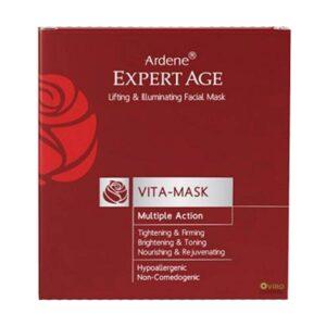 ماسک سفت كننده پوست آردن