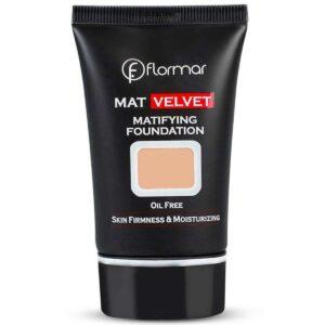 کرم پودر مات شماره V207 مدل Mat Velvet فلورمار 35 میل