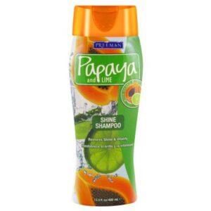 شامپو پاپايا و ليمو محافظت كننده رنگ مو فریمن 400 ميل