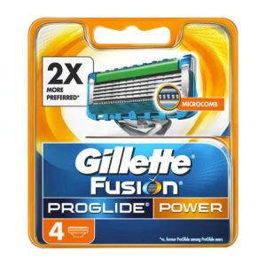 تيغ يدک fusion proglide power تايی 4 ژيلت