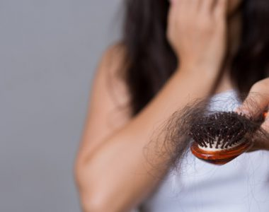 علت ریزش موی سر