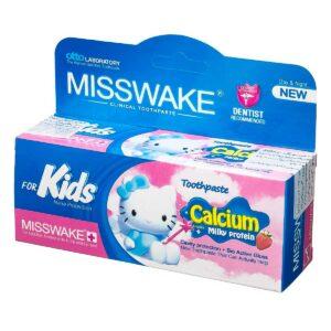 خمیر دندان مناسب کودک طرح Hello Kitty میسویک 50 میل