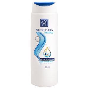 شامپو Nutri Daily مناسب موهای معمولی مای 400 میل