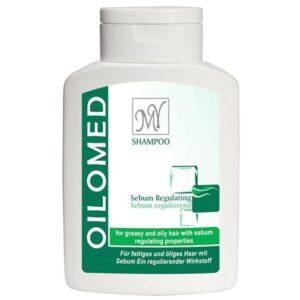 شامپو تنظیم کننده چربی مدل Oilomed مای 200 میل
