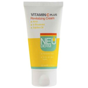 کرم ویتامین C نئودرم مناسب انواع پوست 50 میل