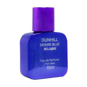 ادوپرفیوم مردانه Dunhill Desire Blue اسکلاره 35 میل
