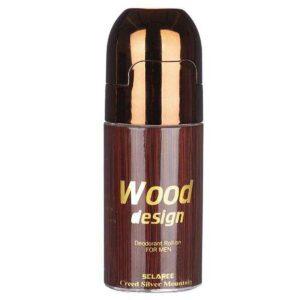 رول ضد تعریق مردانه Wood Design اسکلاره 50 میل