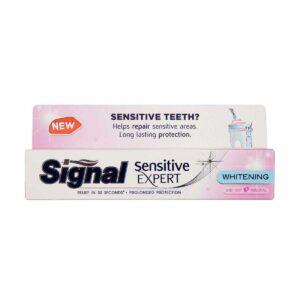 خمير دندان سنسيتيو سفيد کننده سیگنال 100 گرم