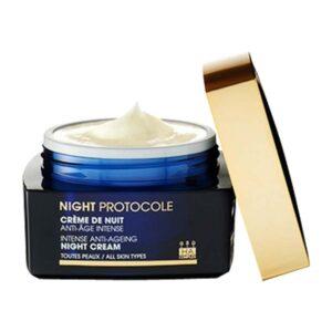 کرم ضد چروک قوی شب مدل Night Protocole درمدن 50 میل