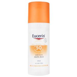 ضد آفتاب فلوئید با خاصیت ضد چروک SPF 50 اوسرین 50 میل