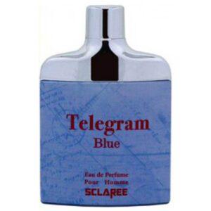ادوپرفیوم زنانه Telegram Blue اسکلاره 100 میل