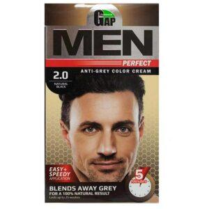 رنگ مو مردانه گپ 2.0