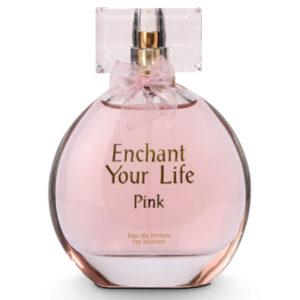ادوپرفیوم زنانه Enchant Your Life Pink