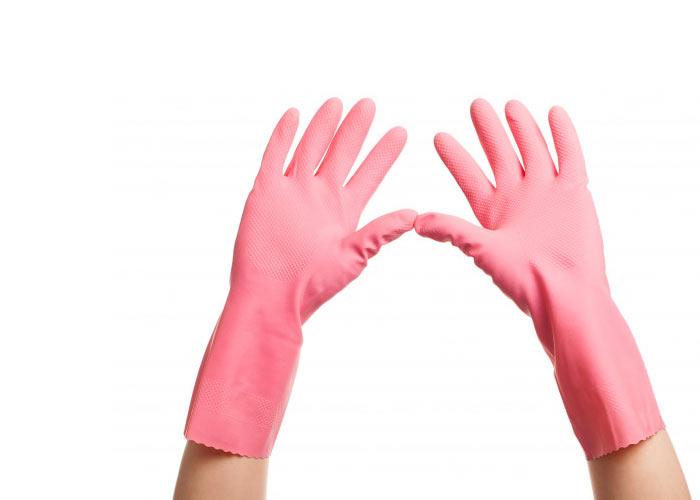 راهکار های تقویت ناخن با پوشیدن دستکش