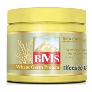 کرم مرطوب کننده جوانه گندم BMS
