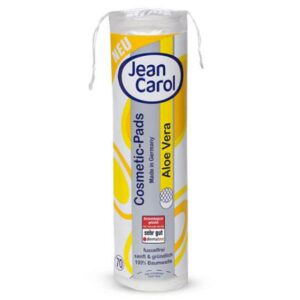 پد پاک کننده آلوئه ورا جین کارول