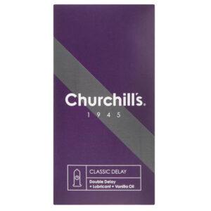 کاندوم مدل Classic Delay چرچیلز