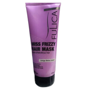 ماسک مو مناسب موهای وزدار وشکننده فولیکا حاوی عصاره جينكو بايلوبا 200 ميل
